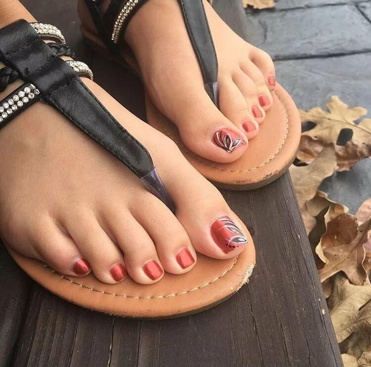 Pics beautiful feet Here's How